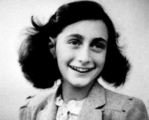 Anne Frank - A True Positive Thinker.