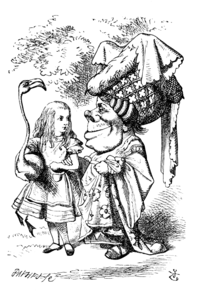 Alice and the Dutchess